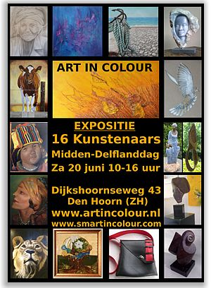 Art in colour, aankondiging